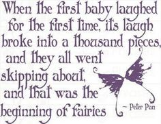 the beginning of fairies