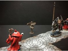 """Sometimes it's not the dungeon, but how you get there.... This sign post is meant to compliment my modular roads system and is designed for any tabletop RPG (great for random encounters while your party caravans their way to the next destination) or wargame, or for Wayfarer Tactics, our fast, modular (as in """"fully customizable"""") miniature gaming rules. If you want to check it out, it's totally free here on our site, so give it a download!. We've set up a Patreon page for..."""
