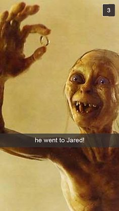 "18 Snapchats From ""Lord Of The Rings"""