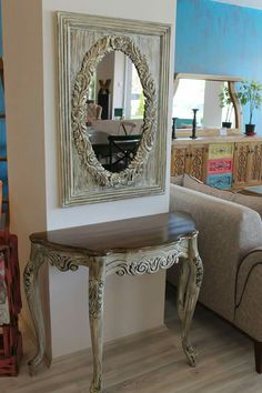 Entryway Tables, Furniture, Home Decor, Homemade Home Decor, Home Furnishings, Interior Design, Home Interiors, Decoration Home, Home Decoration