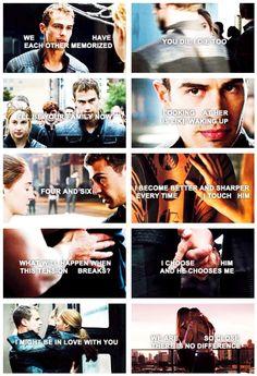 Fourtris Quotes ~Divergent~ ~Insurgent~ ~Allegiant~