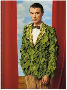 Annie Leibovitz. Cover Edition: David Byrne, Los Angeles, 1986