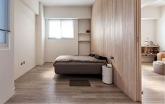 台南 31 坪極簡開放式公寓 - DECOmyplace 新聞。。。不用地脚线