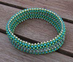 Perle für Perle: Shanga Bangle