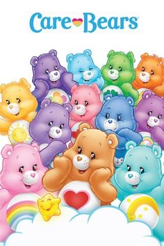 118 Best Care Bears Images In 2019 Care Bears Childhood Souvenirs