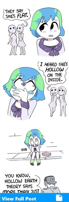 Earth-chan comics are the cutest thing :3