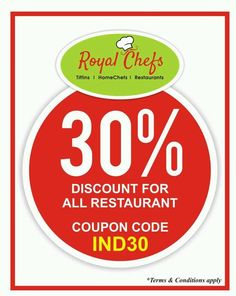 Why worry about paying cash when you can order your food online? Order now and get 30% 0FF Maximum amount Rs. 500 Use code IND30  https://goo.gl/7zgs0I  #Delhi #Gurgaon