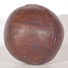 19th Century Lemon Peel Ball 45
