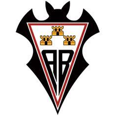 Albacete Balompie of Spain crest. Retro Football Shirts, Football Team Logos, Football Cards, Real Oviedo, Liga Soccer, Spain Football, Soccer Logo, Sport Online, Soccer Kits