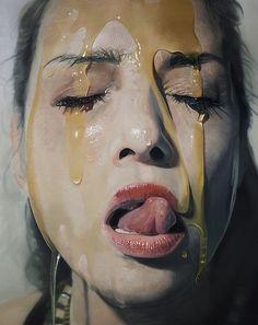 Mike Dargas - Pittura iperrealista
