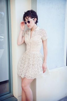 Lace dress | Women's wear