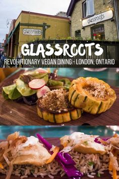 Glassroots - A Revolutionary Vegan Restaurant in London, Ontario