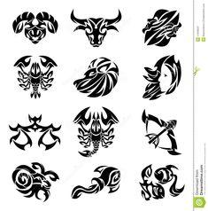 знаки зодиака - Поиск в Google