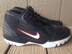 Nike Air Zoom Generation Black AJ4204 001 Sneaker Bar Detroit