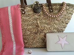 www.pretty-things.ch Straw Bag, Pretty, Bags, Fashion, Handbags, Moda, Totes, Fasion, Lv Bags