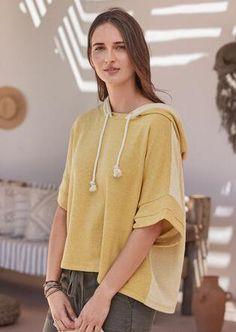 YYear Womens Print Cowl Neck Pullover Tie Waist Sweatshirt Jacket Coat
