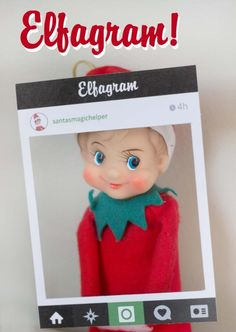 Over 25 printables and ideas for your Christmas Elf! All of the work is done for you!