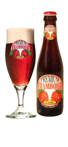-Louis Premium Framboise - So good, especially mixed with stouts. Epic Of Gilgamesh, Beers Of The World, Belgian Beer, All Beer, Beer Packaging, Beer Recipes, Beer Label, Craft Beer, Root Beer