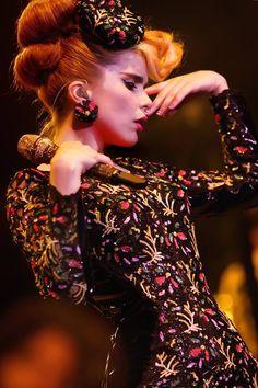 Paloma Faith. I love her style!