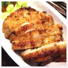 Grill Chicken at Asiatique (Kamlangsib Chicken Rice) #BKK #Thailand