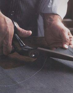 Sastrerías tradicionales españolas. Sastres artesanos España. Sastreria Echevarria de Madrid