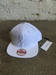 ee98860a08b Public School New York Wnl Snapback New Era Hat Size One Size  105 -  Grailed New