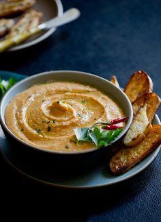 Receta casera, tu comida vegetariana. Hummus