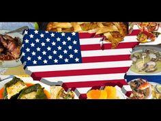 6 platos clasicos de estados unidos