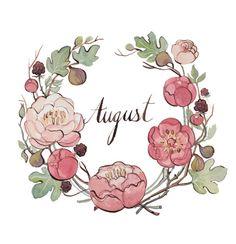 Botanical Calendar - KelseyGarrityRiley