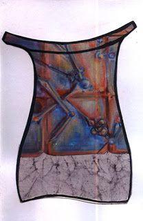 El Delantal de la Mujer Sumisa : Arte Correo El Delantal de la Mujer Sumisa