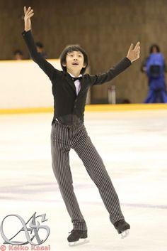 コミカルからシリアスまで多彩な表現を持つ島田高志郎選手も岡山三銃士のひとり Absolute Skating