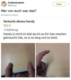 101 richtig witzige Tweets, über die du niemals nicht lachen wirst Humor, Comedy, Lol, Funny, Youtube, Laughing So Hard, Funny Sayings, Laughing, Simple