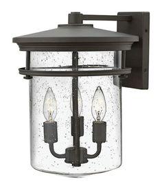 Hadley 3 Light Wall Lantern