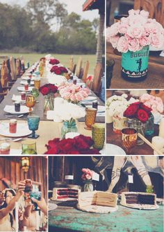 Ventajas de las mesas imperiales en las bodas - TodoBoda.com