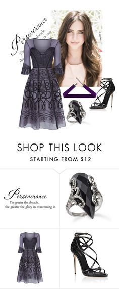 """""""untitled  (418)"""" by just-a-girl-98 ❤ liked on Polyvore featuring WALL, Temperley London and Dolce&Gabbana"""