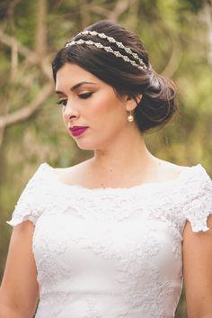 Tiara Lavanda - Tulle Noivas