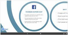 Facebook Author Chats | Prezi.com