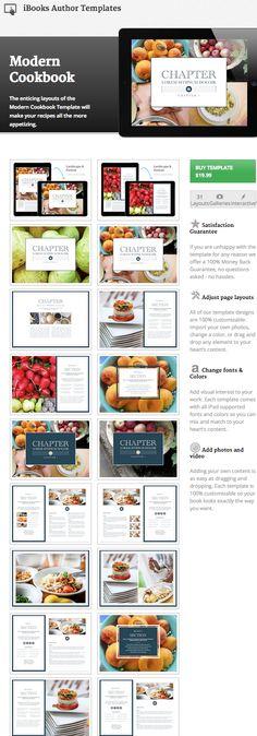 InDesign Cookbook Template Pinterest Indesign Templates - Indesign cookbook template free