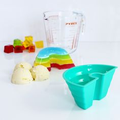 SUCK UK Rainbow Jelly | ACHICA