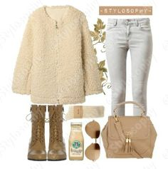 Spring Outfit that's actually suitable for PA. :P