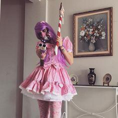 Cosplay Fuyuki Miyako by Ani PJ - Bastet Armastus - Lollita Pj, Harajuku, Cosplay, Deviantart, Style, Fashion, Swag, Moda, Fashion Styles