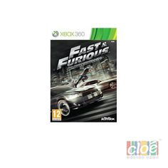 Fast and Furious Showdown Xbox360