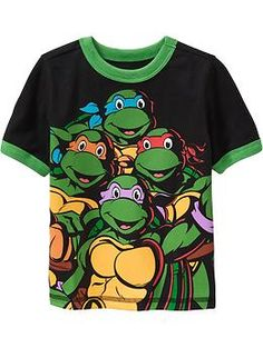 34648fbd08fa Teenage Mutant Ninja Turtles™ Tees for Baby Teenage Mutant Ninja Turtles