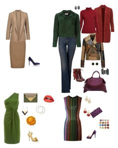"""Без названия #36"" by kristina-abashina on Polyvore featuring мода, Balmain, Michael Kors, Etro, Simply Vera, WearAll, Rumour London, Bottega Veneta, Dareen Hakim и Boutique+"