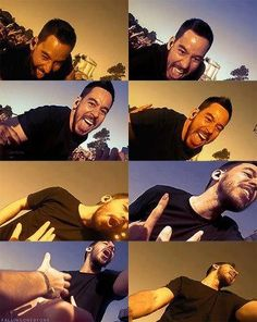 You're the man mike shinoda . Mike Shinoda, Great Bands, Cool Bands, Joe Hahn, Rob Bourdon, Linkin Park Chester, Park Pictures, Chester Bennington, Rock Music