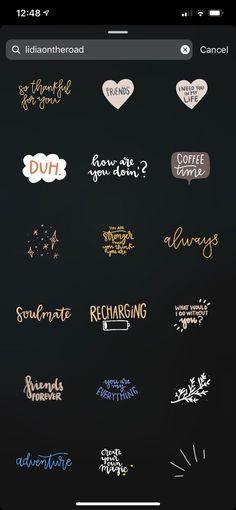 Cl Instagram, Instagram Editing Apps, Instagram Emoji, Iphone Instagram, Instagram And Snapchat, Instagram Quotes, Creative Instagram Photo Ideas, Instagram Story Ideas, Instagram Story Template