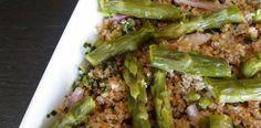 Bulgur and Asparagus Salad