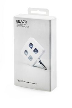 Genuine iBlazr LED Flash White Color For iPhone Androids And Windows Devices #Iblazr