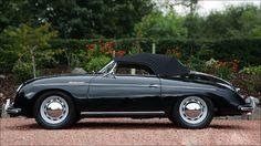 1957 Porsche 356A T1 Speedster - Silverstone Auctions