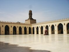 12. Al-Hakim Mosque, Cairo, Egypt